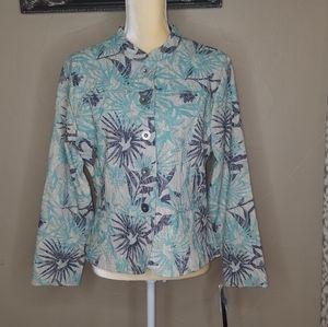 NEW Analogy dress jacket size PXL